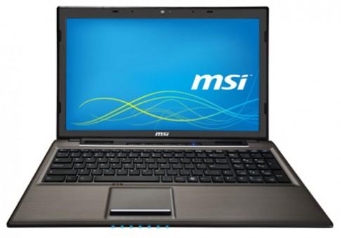 Hai laptop giải trí dùng chip Ivy Bridge của MSI