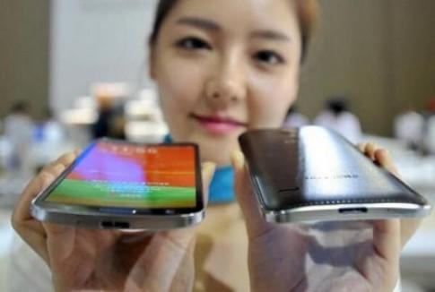 Hai năm nữa Samsung sẽ có smartphone màn hình gập