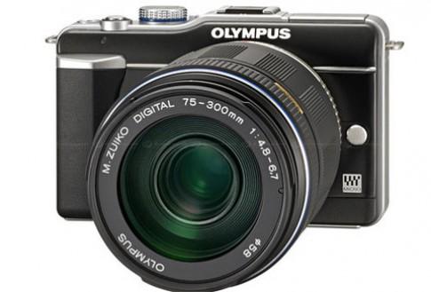 Hai ống tele zoom và kit cho E-P2 của Olympus