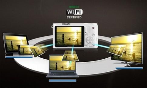 'Hệ sinh thái' Wi-Fi trong máy ảnh NX của Samsung