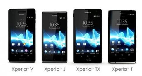 Hiệu năng của Xperia T, TX và V lõi kép 'đánh bại' Galaxy S III lõi tứ