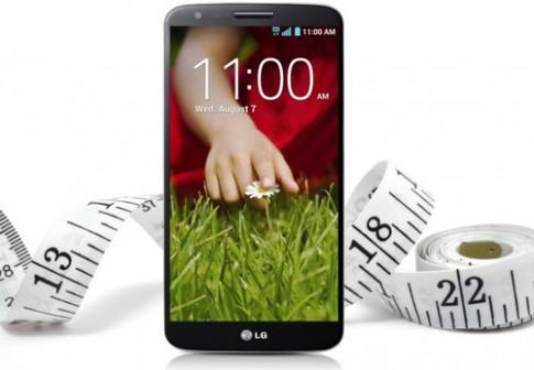 Hiệu năng smartphone LG G2 qua mặt Samsung Galaxy S4