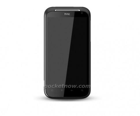 Hình ảnh chính thức của HTC Vigor màn hình HD