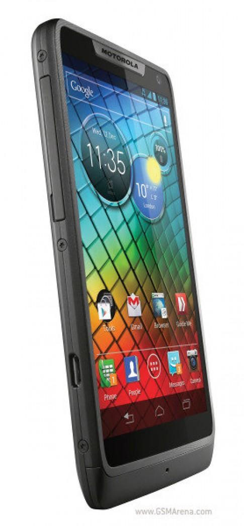 Hình ảnh chính thức về Motorola Razr i