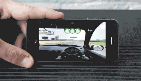 Hình ảnh cho thấy lỗi chip cảm biến chuyển động trên iPhone 5S