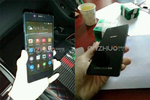 Hình ảnh đầu tiên về mẫu smartphone chỉ mỏng 4,6 mm