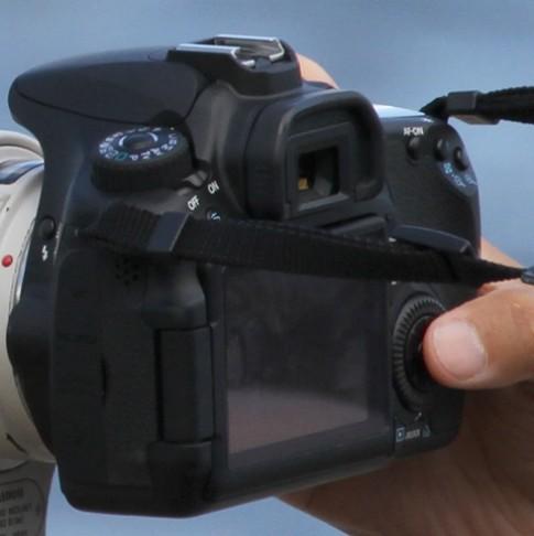 Hình ảnh được cho là Canon 60D xuất hiện