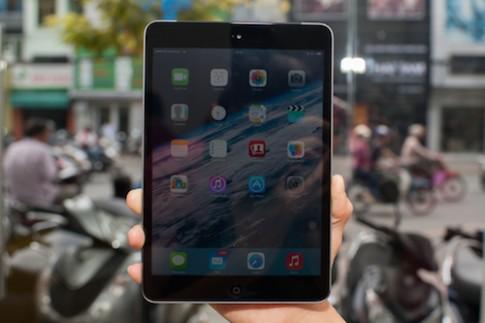 Hinh anh iPad mini mau moi tai Viet Nam
