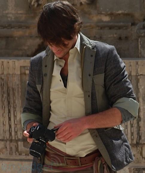 Hình ảnh Nikon D400 xuất hiện