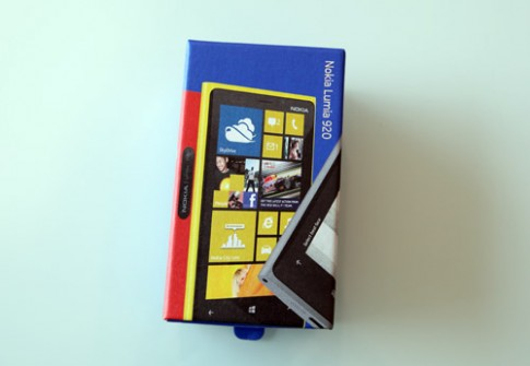 Hình ảnh Nokia Lumia 920 tại VN