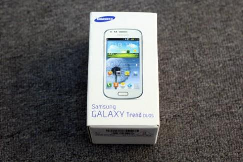 Hình ảnh Samsung Galaxy S Duos tại VN