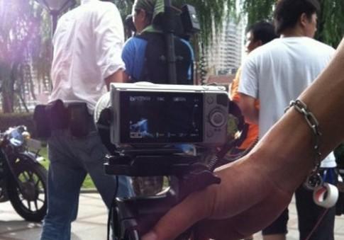 Hình ảnh Sony NEX-5N xuất hiện