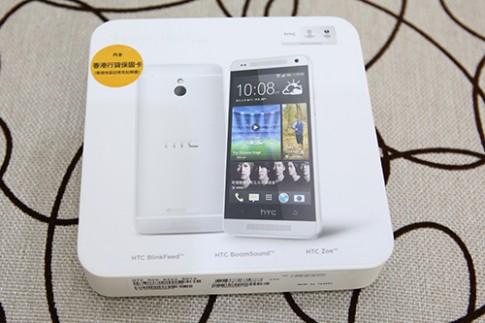 Hình ảnh thực tế HTC One mini tại Việt Nam