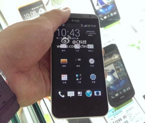 Hình ảnh thực tế HTC Zara