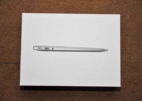 Hình ảnh thực tế Macbook Air 2013
