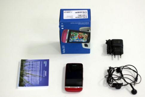 Hình ảnh về bộ ba Asha của Nokia