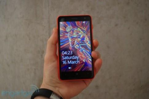 Hình ảnh về Nokia Lumia 625