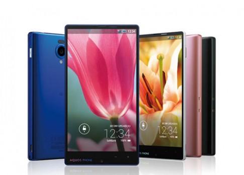 Hình ảnh về Sharp Aquos Phone Xx