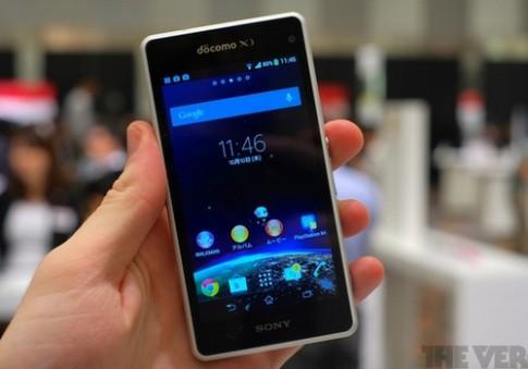 Hình ảnh về Sony Xperia Z1f