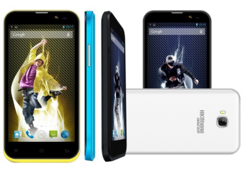 HKPhone giảm giá smartphone lõi tứ còn 2,89 triệu đồng