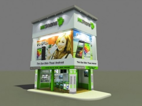 HKPhone 'ngược dòng' thị trường với chuỗi bán lẻ chuyên biệt
