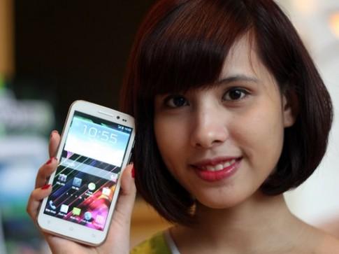HKPhone ra mắt smartphone Revo HD2 5inch