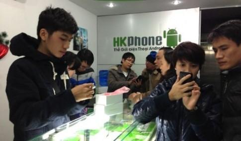 HKPhone Revo HD2 'hút hàng' dịp giáp Tết