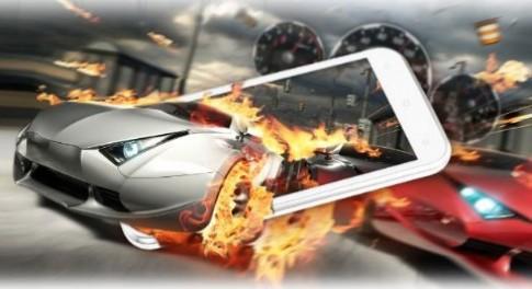 HKPhone Revo HD4 lõi tứ trình làng