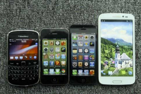 HKPhone Revo Max thể hiện độ bền