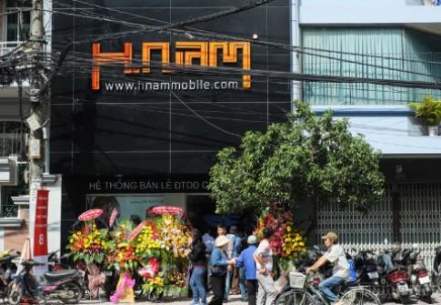 Hnam Mobilekhai trương cửa hàngthứ 8