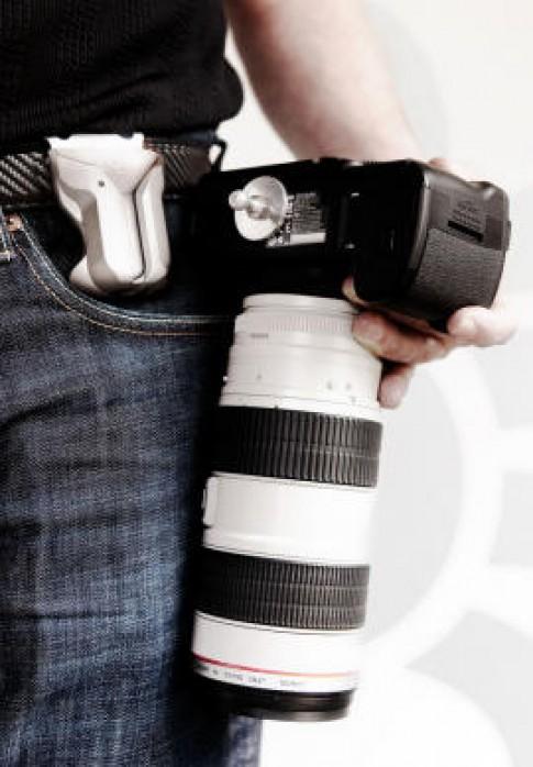 Holster cho máy ảnh DSLR