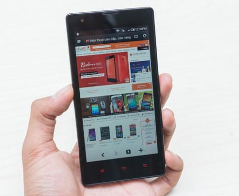 Hơn 1.000 điện thoại Redmi 1S được mua trong 30 phút
