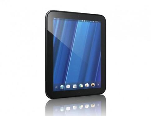 HP chính thức không còn TouchPad để bán