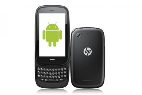HP có thể quay lại làng smartphone bằng một mẫu Android