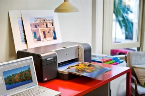 HP ePrint hỗ trợ in trực tiếp từ iPhone, iPod Touch và iPad