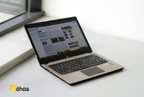 HP Folio 13 tại VN giá 24,5 triệu