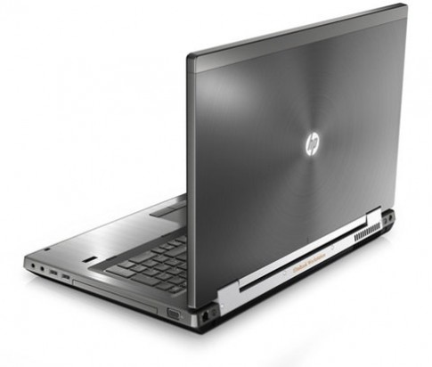 HP nâng cấp Elitebook W với chip Ivy Bridge