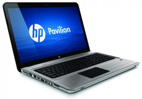 HP Pavilion dv7t và dv6t lên Core i thế hệ hai