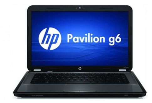 HP Pavilion G6 giá từ 13,7 triệu tại VN