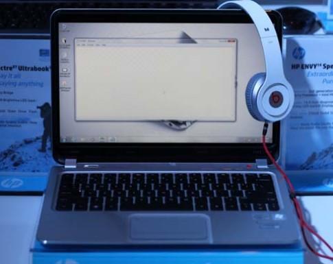 HP ra 3 dòng ultrabook tại VN
