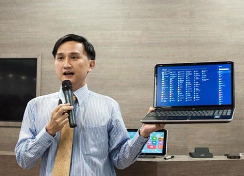 HP ra loạt laptop chạy Windows 8 tại VN