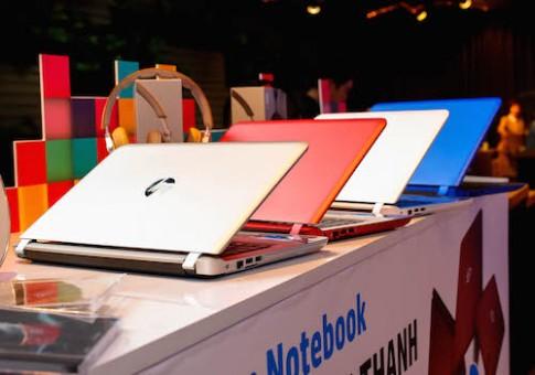 HP ra mắt hai dòng laptop mới tại Việt Nam