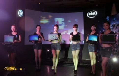 HP ra mắt loạt laptop 2011 tại VN