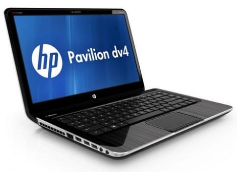 HP ra mắt loạt laptop Pavilion 2012