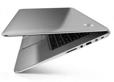 HP ra ultrabook màn hình cảm ứng độ phân giải Full HD