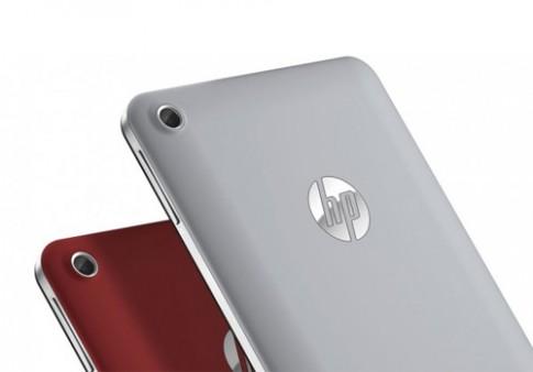HP Slate 7 se co ban dac biet dung am thanh Beats