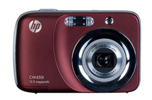 HP trở lại thị trường máy ảnh