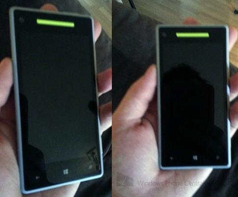 HTC 8X phiên bản màu bạc 'độc' của Verizon Wireless