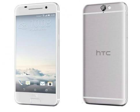 HTC A9 lộ ảnh báo chí, thiết kế giống iPhone
