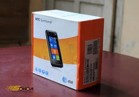 HTC 'âm thanh vòm' về Việt Nam
